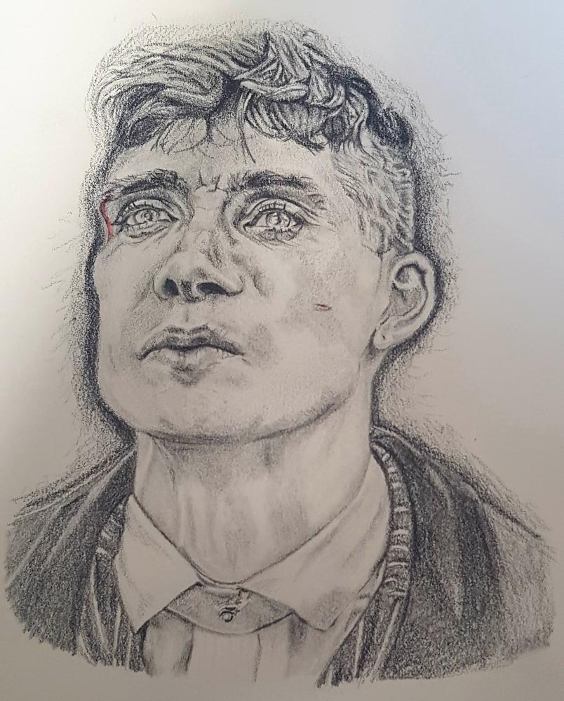 Cillian Murphy by mimicookie
